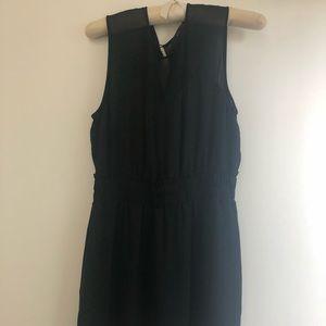 BCBGmax black dress size L